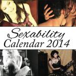 Sexability Calendar 2014